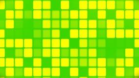 Αναδρομικά τετράγωνα 4 Στοκ Φωτογραφία
