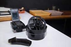 Αναδρομικές συσκευές σκοτεινών θαλάμων για τις παλαιές φωτογραφίες Στοκ εικόνα με δικαίωμα ελεύθερης χρήσης