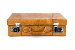 αναδρομική βαλίτσα Στοκ Εικόνα