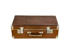 αναδρομική βαλίτσα Στοκ φωτογραφία με δικαίωμα ελεύθερης χρήσης