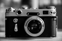 Αναδρομική κάμερα Στοκ Εικόνα