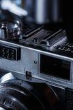 Αναδρομική κάμερα Στοκ Φωτογραφίες