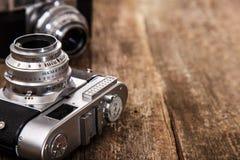 Αναδρομική κάμερα Στοκ εικόνες με δικαίωμα ελεύθερης χρήσης