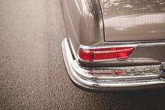 Αναδρομικός δείκτης αυτοκινήτων Στοκ Εικόνες
