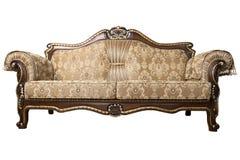 αναδρομικός καναπές στοκ εικόνες με δικαίωμα ελεύθερης χρήσης