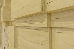 Αναδρομικός ξύλινος τοίχος Στοκ Φωτογραφίες