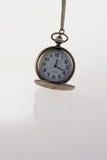 αναδρομικό ορισμένο ρολόι τσεπών Στοκ εικόνες με δικαίωμα ελεύθερης χρήσης