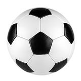 αναδρομικό ποδόσφαιρο σφαιρών στοκ φωτογραφία