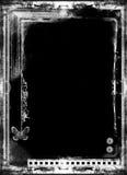 Αναδρομικό πλαίσιο ύφους Grunge για τα προγράμματά σας Στοκ φωτογραφία με δικαίωμα ελεύθερης χρήσης