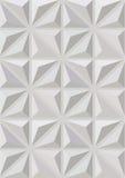 Αναδρομικό σχέδιο των γεωμετρικών μορφών Στοκ φωτογραφία με δικαίωμα ελεύθερης χρήσης
