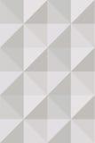 Αναδρομικό σχέδιο των γεωμετρικών μορφών Στοκ Φωτογραφία