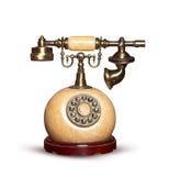 Αναδρομικό τηλέφωνο - εκλεκτής ποιότητας τηλέφωνο Στοκ εικόνα με δικαίωμα ελεύθερης χρήσης