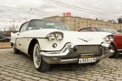 Αναδρομικό Eldorado Cadillac αυτοκινήτων Στοκ Φωτογραφίες