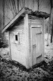 Αναδρομικό toilette Στοκ Φωτογραφίες
