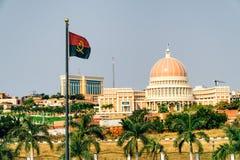 Ανγκόλα Λουάντα Στοκ Φωτογραφία