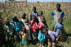 Ανγκόλα - Huambo στοκ εικόνες
