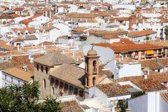 Ανδαλουσία Ισπανία Στοκ Φωτογραφία