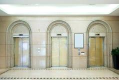 ανελκυστήρας τρία στοκ φωτογραφία με δικαίωμα ελεύθερης χρήσης