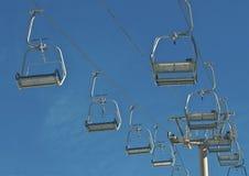 ανελκυστήρες εδρών Στοκ Φωτογραφία