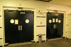 ανελκυστήρες Στοκ φωτογραφία με δικαίωμα ελεύθερης χρήσης