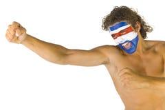 ανεμιστήρας γυμνός Παραγ&o Στοκ φωτογραφίες με δικαίωμα ελεύθερης χρήσης