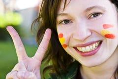ανεμιστήρας ισπανικά Στοκ φωτογραφίες με δικαίωμα ελεύθερης χρήσης