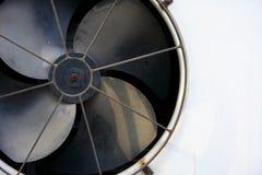 ανεμιστήρας συμπιεστών λεπίδων Στοκ φωτογραφία με δικαίωμα ελεύθερης χρήσης