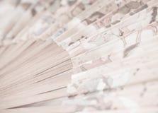 ανεμιστήρας japanes Στοκ φωτογραφία με δικαίωμα ελεύθερης χρήσης