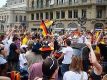 ανεμιστήρες γερμανικά στοκ εικόνες με δικαίωμα ελεύθερης χρήσης