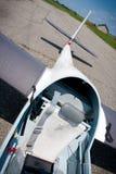 ανεμοπλάνο πιλοτηρίων Στοκ φωτογραφία με δικαίωμα ελεύθερης χρήσης