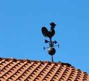 Ανεμοσκόπιο Στοκ φωτογραφία με δικαίωμα ελεύθερης χρήσης