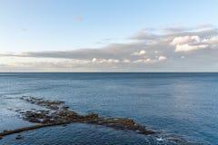 Ανεμοστρόβιλοι στη Βόρεια Θάλασσα στοκ φωτογραφίες