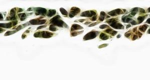 Ανεμοδαρμένοι βράχοι Στοκ Εικόνες