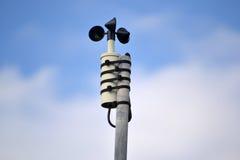 Ανεμόμετρο Στοκ εικόνες με δικαίωμα ελεύθερης χρήσης
