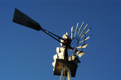 ανεμόμυλος λεπτομέρει&alpha Στοκ φωτογραφία με δικαίωμα ελεύθερης χρήσης