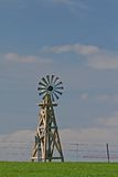 ανεμόμυλος Στοκ φωτογραφία με δικαίωμα ελεύθερης χρήσης