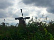 ανεμόμυλοι Στοκ φωτογραφίες με δικαίωμα ελεύθερης χρήσης