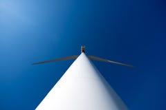 ανεμόμυλος αέρα στροβίλ&ome Στοκ Φωτογραφίες