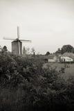 Ανεμόμυλος στις Κάτω Χώρες Στοκ Εικόνες