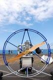 ανεμόπτερο μηχανών Στοκ εικόνα με δικαίωμα ελεύθερης χρήσης
