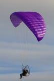 ανεμόπτερο που τροφοδοτείται Στοκ Εικόνες