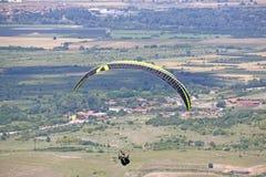 Ανεμόπτερο στην κεντρική Βουλγαρία στοκ φωτογραφίες