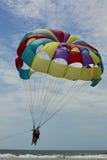 Ανεμόπτερο στην παραλία το Monpiche στοκ φωτογραφία με δικαίωμα ελεύθερης χρήσης