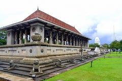 Ανεξάρτητο τετράγωνο Archade, Σρι Λάνκα Στοκ φωτογραφία με δικαίωμα ελεύθερης χρήσης
