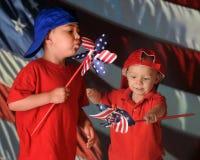 ανεξαρτησία εορτασμού στοκ φωτογραφίες