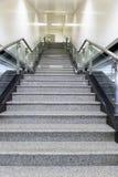 Ανερχόμενος μαρμάρινα σκαλοπάτια Στοκ Φωτογραφίες