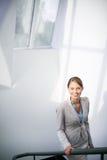 Ανερχόμενος σκάλα Στοκ Φωτογραφίες