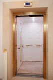 Ανελκυστήρας ξενοδοχείων Στοκ Φωτογραφία