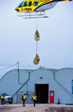 Ανελκυστήρας πολικών αρκουδών Στοκ φωτογραφία με δικαίωμα ελεύθερης χρήσης