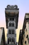Ανελκυστήρας της Λισσαβώνας Στοκ Εικόνες